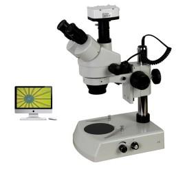 ZOOM-650长距三目立体显微镜