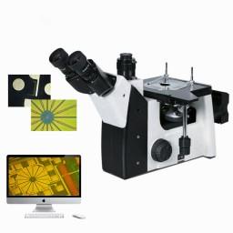DYJ-201倒置金相显微镜