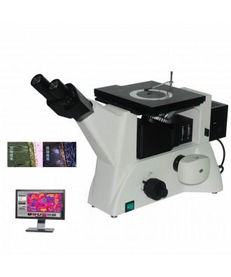 倒置暗场金相显微镜DYJ-908BD
